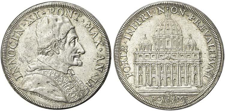 ROMA.  Innocenzo XI (Benedetto ...