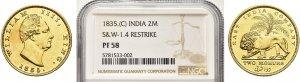 INDIA - Guglielmo IV, 1830-1837. ...