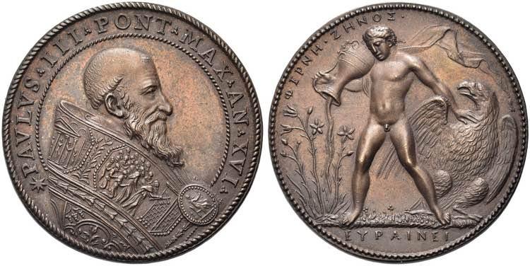 ROMA - Paolo III (Alessandro ...
