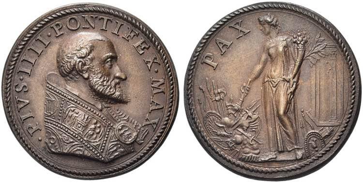 ROMA - Pio IV (Giovanni Angelo ...