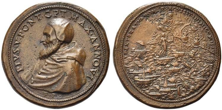 ROMA - Pio V (Antonio Michele ...