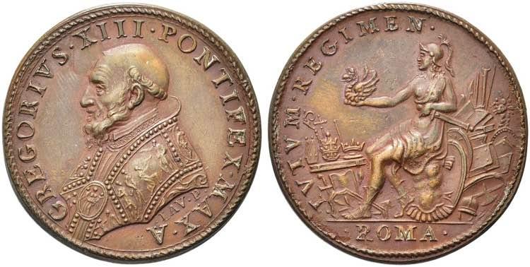 ROMA - Gregorio XIII (Ugo ...