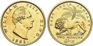 INDIA - Guglielmo IV, ...